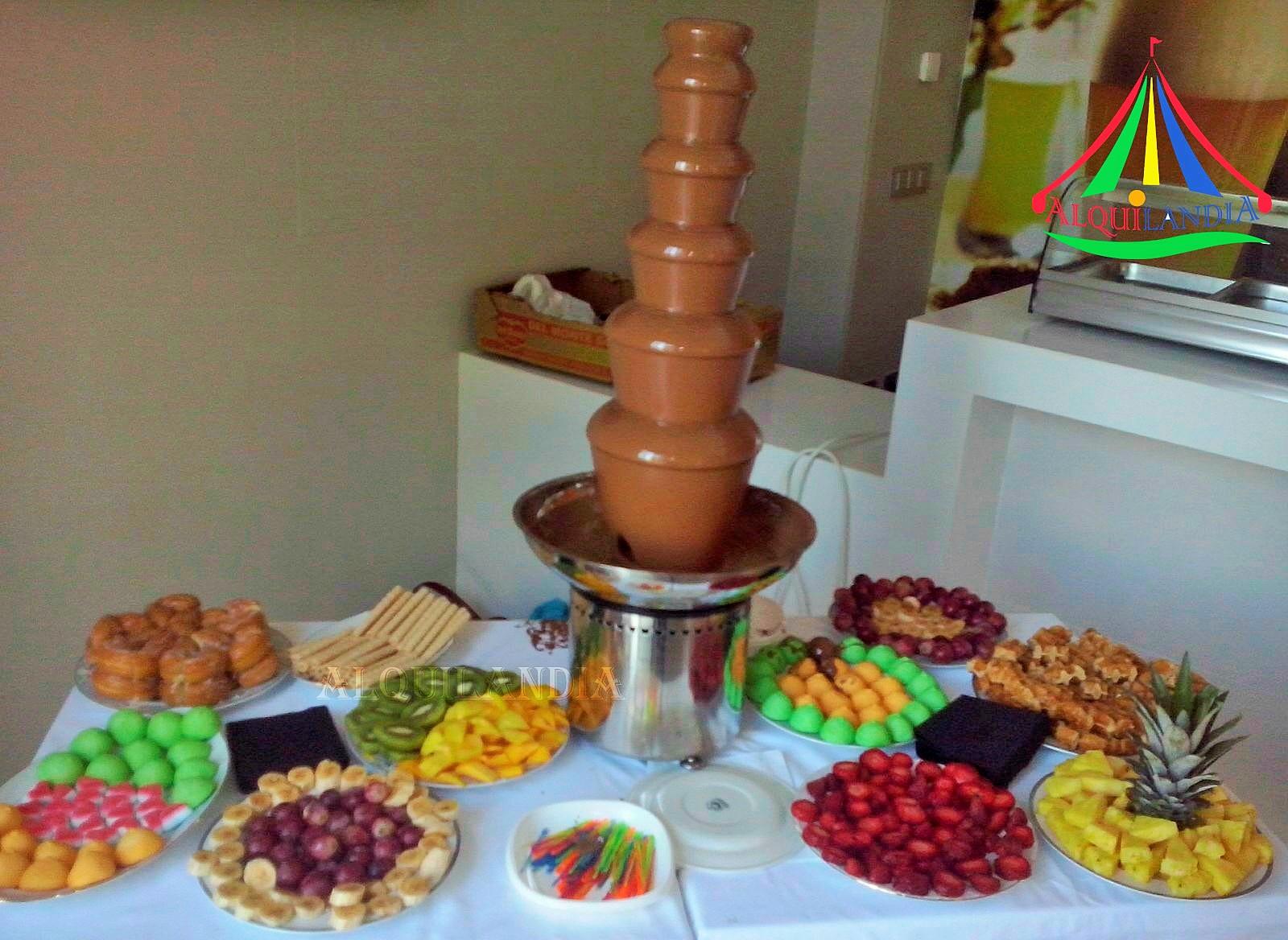 FUENTE-DE-CHOCOLATE-WWW.ALQUILANDIASEVILLA.COM