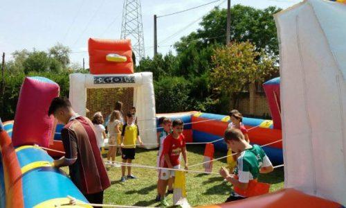 Campo de Futbol/Basket/Voley
